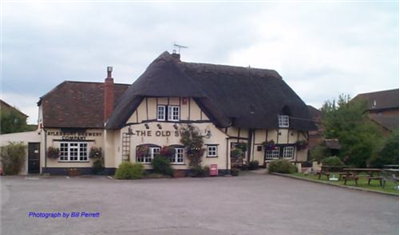 Picture of 'The Old Swan, Cheddington'