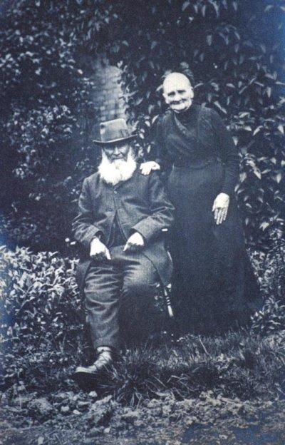Charles and Eliza Sayell